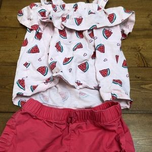 Carter's outfit 🍉